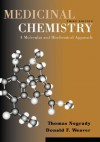 Medicinal Chemistry: A Molecular and Biochemical Approach - Thomas Nogrady, Donald F. Weaver