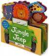 Jungle Jeep - Parragon Books, Claire Henley