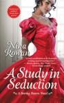 A Study in Seduction - Nina Rowan