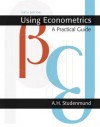 Using Econometrics: A Practical Guide (6th Edition) (Pearson Series in Economics) - A.H. Studenmund