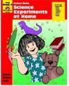 Science Experiments at Home: Grade PreK-1 - Jo Ellen Moore, Joy Evans
