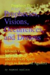 Prophecies, Visions, Occurrences, and Dreams: From Jehovah God, Jesus Christ, and the Holy Spirit Given to Raymond Aguilera (Prophecies 1176 Through 1508) - Raymond Aguilera
