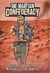 The Martian Confederacy, Volume 1 - Jason McNamara, Paige Braddock