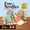 Pins and Needles Share a Dream - Stephen Krensky, Kristyna Litten