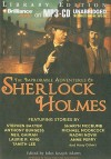 The Improbable Adventures of Sherlock Holmes - John Joseph Adams, Simon Vance and Anne Flosnik