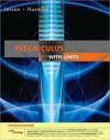 Precalculus with Limits: Enhanced Edition - Ron Larson, Robert P. Hostetler