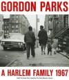 A Harlem Family 1967 - Gordon Parks