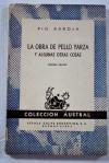 La obra de Pello Yarza y algunas otras cosas. - Pío Baroja