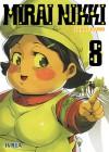 Mirai Nikki vol. 8 (Bolsillo con sobrecubierta) - Sakae Esuno