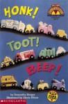 Honk! Toot! Beep! - Samantha Berger, Gloria Elliott