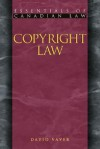 Copyright Law - D. Vaver, Beverley McLachlin