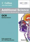 Collins New Gcse Science. Additional Science Student Book - Chris Sherry