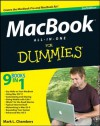 MacBook All-in-One For Dummies - Mark L. Chambers