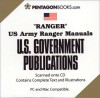 Ranger Us Army Ranger Manuals On Cd Rom - United States Department of Defense