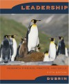 Leadership: Research Findings, Practice, and Skills - Andrew J. DuBrin