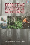 Effective Ecological Monitoring - David B. Lindenmayer, Gene E. Likens