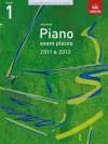 ABRSM Selected Piano Exam Pieces 2011-2012, Grade 1 - Richard Jones