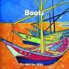 Boats: Puzzle books - Parkstone Press