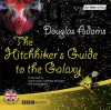 The Hitchhiker's Guide to the Galaxy (Hitchhiker's Guide to the Galaxy, #1) - Douglas Adams, Simon Jones