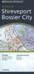 Shreveport/Bossier City, Louisiana Map - Rand McNally