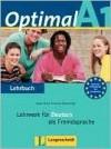 Optimal A1: Lehrbuch - Sonja Braas, Martin Müller, R. Schmidt, P. Rusch, L. Wertenschlag, H. Schmitz, Th. Scherling, H. Graffmann, Ch. Lemcke