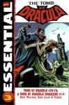 Essential Tomb Of Dracula: V. 3 - Marv Wolfman