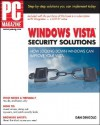 PC Magazine Windows Vista Security Solutions - Dan DiNicolo