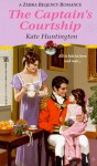 The Captain's Courtship - Kate Huntington