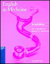 English in Medicine Student's Book: A Course in Communication Skills - Eric H. Glendinning, Beverly A.S. Holmstrom, Beverly Holmstrvm