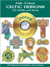 Full-Color Celtic Designs CD-ROM and Book - Marty Noble