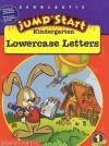 JumpStart Kindergarten Lowercase Letters Workbook - Liane Onish, Duendes del Sur