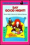 Say Goodnight!: Level 1 - Harriet Ziefert