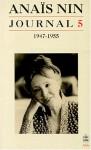 Journal 1947-1955 - Anaïs Nin, Gunther Stuhlmann