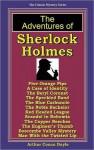 The Adventures of Sherlock Holmes - Alan Falkner, Arthur Conan Doyle