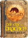 Mittland 3 - Das Erbe der Drachen - Teil 2: Geschöpfe der Glut (German Edition) - Volker Ferkau