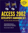 Access 2002 Developer's Handbook Set - Paul Litwin, Ken Getz, Mike Gunderloy