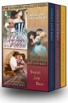 Boxed Set: Sanborn-Malloy Historical Romance Series, Books 1 - 3 - Sydney Jane Baily