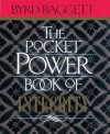 The Pocket Power Book of Integrity - Byrd Baggett