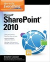 How to Do Everything Microsoft SharePoint 2010 - Stephen Cawood