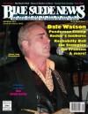 Blue Suede News #96 - Rick Meek, Mark Marymont, B. Lee Cooper, Andrew Merey, Bob Hover, Dennis M. DeWitt, Marc Bristol, Howard A. DeWitt, Don Rieck, Gaby Maag-Bristol