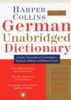Collins German Unabridged Dictionary, 4th Edition - Peter Terrell, Veronika Schnorr, Wendy V. A. Morris, Roland Breitsprecher