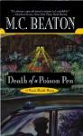 Death of a Poison Pen - M.C. Beaton