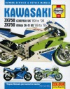 Kawasaki ZXR750 (Ninja ZX-7 and ZXR750) Fours Service and Repair Manual (Haynes Service and Repair Manuals) - Alan Ahlstrand, John Harold Haynes, J.J. Haynes