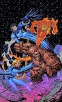 Heroes Reborn: Fantastic Four - Jim Lee, Brett Booth, Brandon Choi, Ron Lim