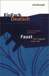Faust, Der Tragödie erster Teil (2 Audio CDs) - Johann Wolfgang von Goethe