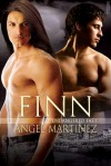 Finn (Endangered Fae #1) - Angel Martinez