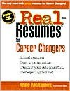 Real-Resumes for Career Changes - Anne McKinney