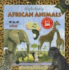 Alphabet of African Animals [With Poster and Hardcover Book(s)] - Laura Gates Galvin, Christopher J. Leeper, Gregory Wenzel