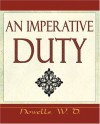 An Imperative Duty - William Dean Howells