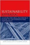 Sustainability Appraisal: A Sourcebook and Reference Guide to International Experience - Barry Dalal-Clayton, Barry Sadler